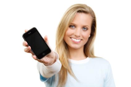 den Handyvertrag zusammenstellen