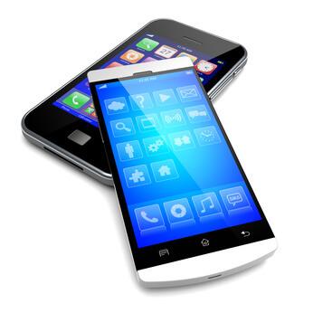 handy-navigation smartphone